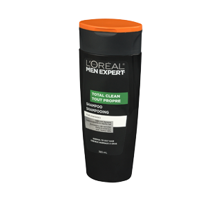 Men Expert Hair Care - Shampoo, 385 ml, Total Clean – L'Oréal Paris : Hair Care
