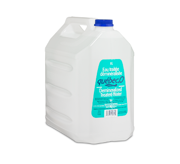 Demineralized Treated Water, 8L