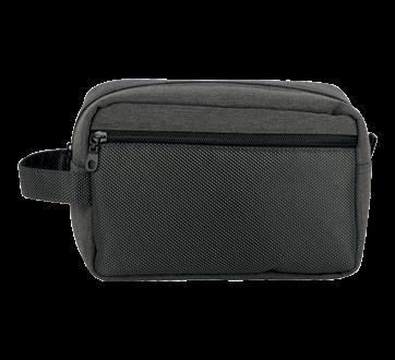 Men's Toiletry Bag, 1 unit, Grey