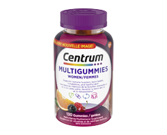 Image of product Centrum - Centrum® MultiGummies Women, 130 units