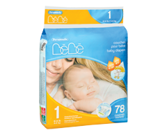 Image of product Personnelle Bébé - Baby Diapers, 78 units