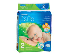 Image of product Personnelle - Baby Diapers, 68 units