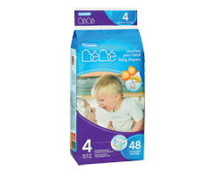 Image of product Personnelle - Baby Diapers, 48 diapers