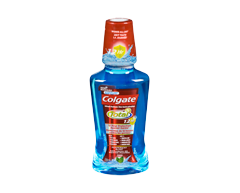 Image of product Colgate - Colgate Total 12 Hour Mouthwash, 250 ml, Peppermint Blast