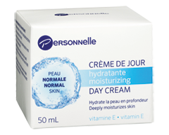 Image of product Personnelle Beauty - Moisturizing Day Cream, 50 ml, Normal Skin