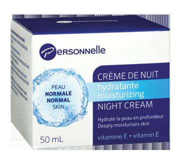 Moisturizing Night Cream, 50 ml, Normal Skin