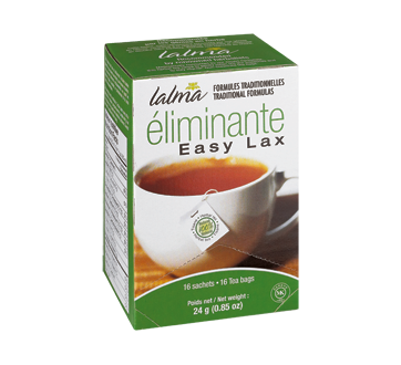 Image of product Virage Santé - Herbal Tea Easy Lax, 16 units