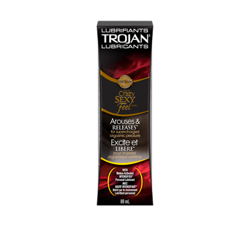 Image 1 of product Trojan - Arouses & Releases Personal Lubricant, 88 ml