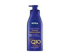Image of product Nivea - Q10 + Vitamin C Firming Body Milk