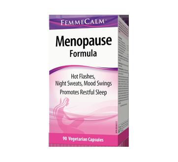 Image of product Webber - FemmeCalm Menopause Formula, 90 units