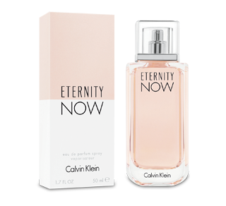 Eternity Now for Women Eau de Parfum, 50 ml