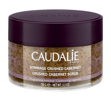 Image of product Caudalie - Crushed Cabernet Scrub, 150 g
