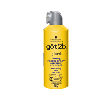 Glued Blasting Freeze Spray, 340 g