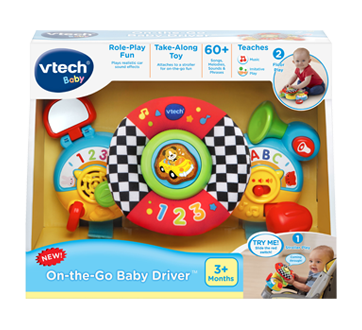 On-the-Go Baby Driver, English Version
