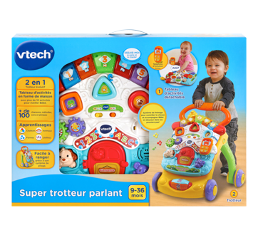 Stroll & Discover Activity Walker, French Version