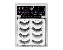 Image of product Ardell - Glamour Multipack False Lashes, 4 units, 105, Black