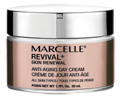 Image of product Marcelle - Revival+ Skin Renewal Anti-Aging Day Cream, 50 ml, All Skin Types