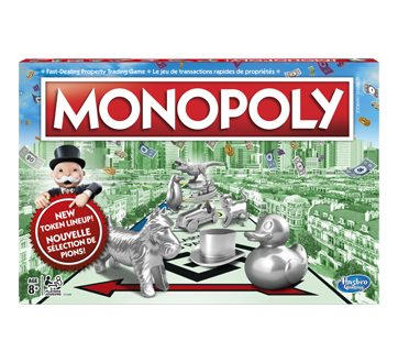 Monopoly Classic Game, 1 unit