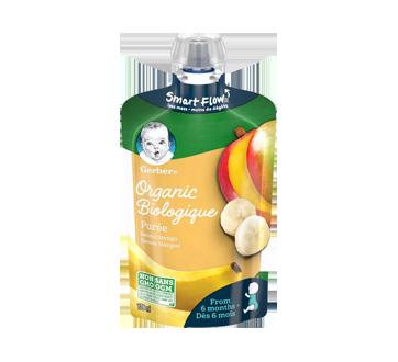 Organic Puree From 6 Months +, 128 ml, Banana Mango
