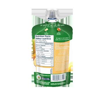 Image 2 of product Gerber - Organic Puree From 6 Months +, 128 ml, Banana Mango