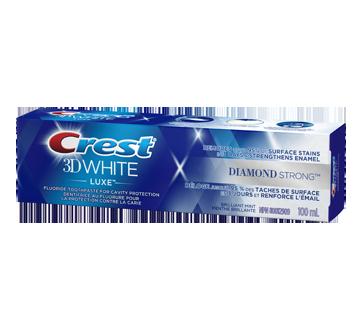 3D White Luxe Diamond Strong Toothpaste, 100 ml