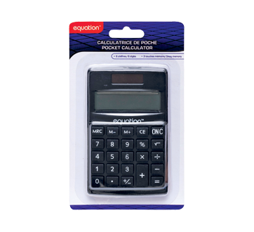 Pocket Calculator, 1 unit