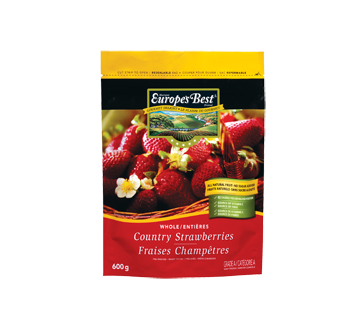 Whole Country Strawberries, 600 g