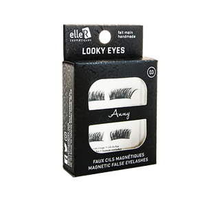 Looky Eyes Magnetic False Eyelashes, 1 unit, #03 Anny