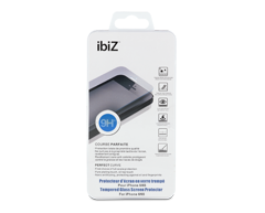 Image of product ibiZ - Tempered Glass Screen Protector for iPhone 6/6S, 1 unit