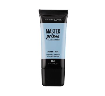 Facestudio Master Prime Primer + Base, 30 ml, Hydrate + Smooth