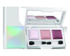 Image of product Lise Watier - Urban Velocity Trio Baked Eyeshadow, 1 unit