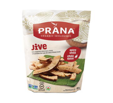 Jive Dry Roasted Coconut Chips, 100 g, Spicy Chili