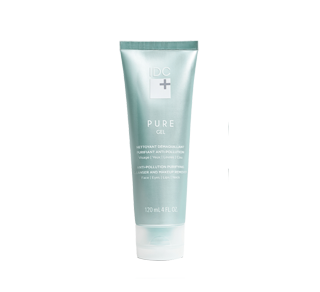 Pure Gel Anti-Pollution Purifying Cleanser & Makeup Remover , 120 ml