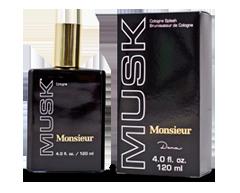 Image of product Monsieur Musk - Monsieur Musk Cologne, 120 ml