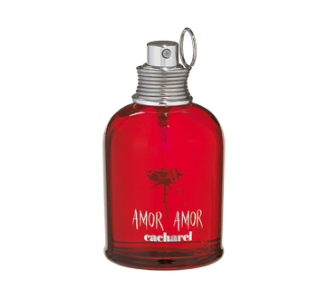 Amor Amor Eau De Toilette 50 Ml Cacharel Fragrance For Women