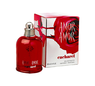 Amor Amor Eau De Toilette 100 Ml Cacharel Fragrance For Women