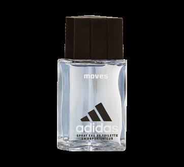 Moves For Him Eau De Toilette 30 Ml Adidas Fragrance For Men