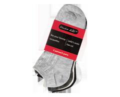 Image of product Studio 530 - Ladie's Socks Low Cut, 5 units