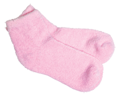 Image of product Studio 530 - Ladie's Socks Ankle Aloe & Vitamin E