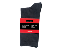 Image of product Studio 530 - Ladie's Socks Crew Anti-Skid, Black