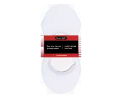 Image of product Studio 530 - Ladie's Socks Foot Liner, 3 pairs