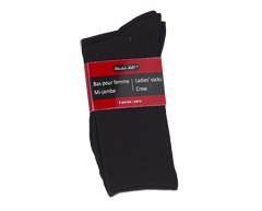 Image of product Studio 530 - Ladies' Sock Crew, 2 units