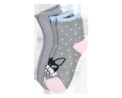 Image of product Studio 530 - Crew Ladies' Socks, 2 pairs