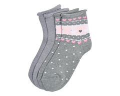 Image of product Studio 530 - Crew Ladies' Socks, 2 unit