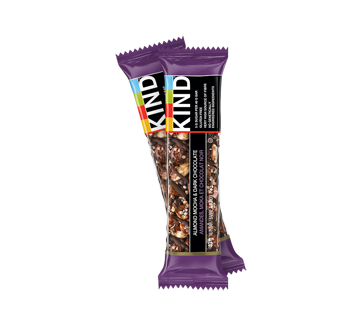 Image of product Kind - Kind Bar, Almonds, Mocha and Black Chocolate, 40 g
