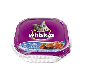 Image of product Whiskas - Whiskas Salmon, 100 g