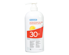 Image of product Personnelle - Sunscreen Lotion SPF 30, 1 L