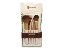 Image of product Personnelle Cosmetics - Set of 5 Brushes, 5 counts