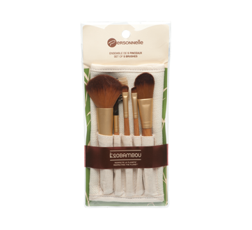 Set of 5 Brushes, 5 units