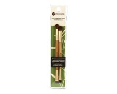 Image of product Personnelle Cosmetics - Eye Brush Duo, 2 brushes